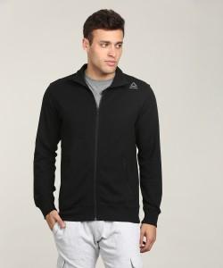 REEBOK Full Sleeve Solid Men Jacket