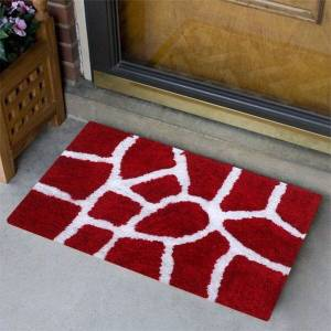 Bombay Linen Cotton Door Mat