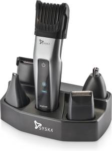 Syska HT3052K/01 Corded & Cordless Trimmer for Men