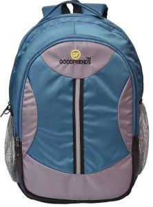 dc2cbc1f54b Good Friends School College Backpacks Waterproof School Bag Light ...