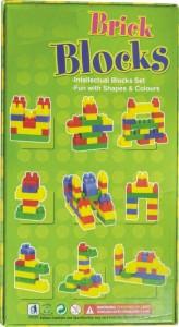 Nice Nature Brick Block Set (Multicolor)