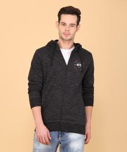 REEBOK Full Sleeve Printed Men Sweatshirt