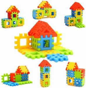 Effe Shoppe Home Building Blocks Toy Set For Kids