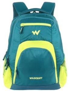 Wiki by Wildcraft Hopper_2 Teal Backpacks 35 L Backpack