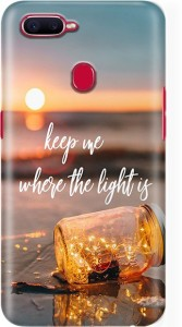 DreamCreation Back Cover for Realme 2 Pro