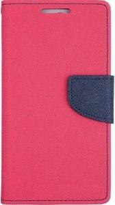 Wristlet Flip Cover for Motorola Moto C Plus