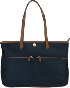 9e0200230210 Michael Kors Tote Blue Best Price in India | Michael Kors Tote Blue ...
