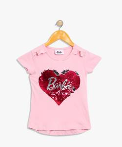 Barbie Girls Casual Cotton Top