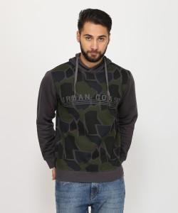 INDIGO NATION Full Sleeve Printed Men's Sweatshirt