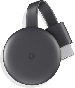 Google Chromecast 3 Media Streaming DeviceBlack