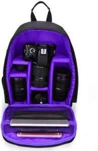 LAVAYA Camera Bag Camera Backpack Waterproof Fabric, Anyprize DSLR Camera, Lens, Tripod and Camera Accessories  Camera Bag