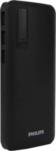 Philips 11000 Power Bank (POWER BANK, 11000 mAh  (DLP6006B) (Lithium-ion))