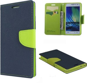 6d371b7ec8c CAFUNE Wallet Case Cover for Mi Redmi Note 5 Pro Blue Green Shock ...