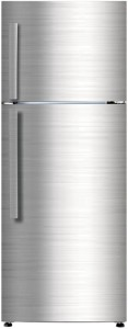 Haier 258 L Frost Free Double Door 3 Star (2019) Convertible Refrigerator(Silver, HRF-2783CSS-E)