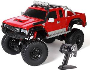 Stylo 2.4GHz 1:8 Scale Climbing Racing Radio Control Car (High Class Accessories)