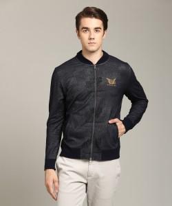 ARROW BLUE JEANS CO. Full Sleeve Printed Men's Sweatshirt