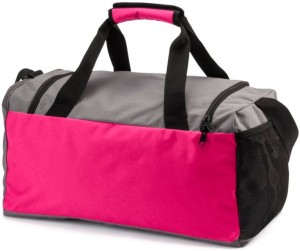 9a18fdfea2 Puma Fundamentals Sports Travel Duffel Bag Pink Best Price in India ...