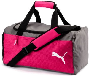 f27d6ba42f Puma Fundamentals Sports Travel Duffel Bag Pink Best Price in India ...