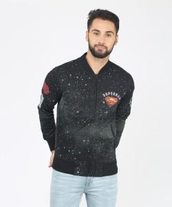 Superman Full Sleeve Printed Men Sweatshirt