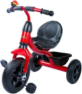 Stepupp Grow BABY TRICYCLE FOR KIDS WITH BASKET RED COLOUR KIDS TRICYCLE RECOMMENDED TRICYCLE FOR BABY GIRL OR TRICYCLE FOR BABY BOY OR TRICYCLE FOR TODDLER GIRL OR TRICYCLE FOR TODDLER BOY RECOMMENDED FOR TODDLER 1,2,3,4,5 YEAR CHILDREN TRICYCLE FOR KIDS KIDS TRICYCLE,BABY TRICYCLE,TRICYCLE,1212 Tricycle