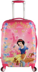 Disney Snow White Expandable  Cabin Luggage - 20 inch