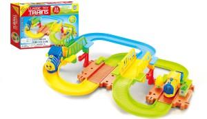 Miss & Chief 31pcs Block Train Play set
