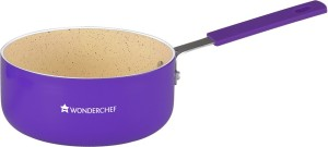 Wonderchef Piccolo Purple Sauce Pan 14 cm diameter