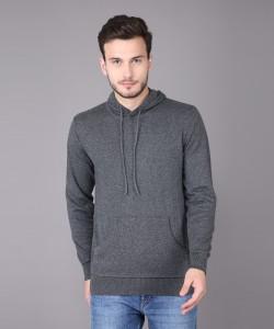 Aeropostale Full Sleeve Self Design Men Sweatshirt