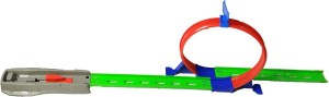 Alpyog Hot Wheel Car Track Set with 2 Car and Launcher For Children(Minimum Age 3 Yrs)