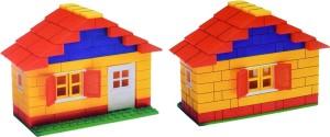 Alpyog Basic Architecture Building Block Game For Kid(180 Pcs)(Minimum Age 4 Yrs)
