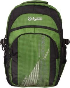 Anemone School Bag 02 (Green) Waterproof Backpack