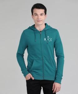 Aeropostale Full Sleeve Solid Men's Sweatshirt