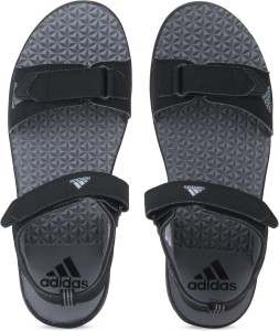 2186fde027fd ADIDAS Men CBLACK ENEORA VISGRE Sports Sandals Best Price in India ...