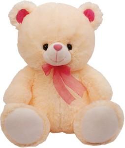 GIFTERIA Soft Teddy Bear Cream - 60 cm  - 60 mm