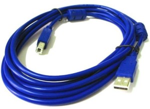Teratech 3 Meter Usb Cable 2.0 High Quality Printer Micro USB Cable
