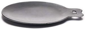 Aboo metals 2kg Heavy Iron Dosa Tawa Tawa 28 cm diameter