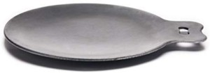 Aboo metals HEAVY WEIGHT 3KG IRON DOSA TAWA Tawa 28 cm diameter