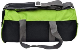 Rocketsales Gym Bag With Shoes Compartment For Gym , & Other Outdoor Sports- Multipurpose Gym Bag