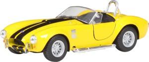 Miss   Chief 5'' 1965 Shelby Cobra 427 S/C Yellow Yellow