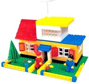 Bluwings 315 Pcs Kids Architecture Interlocking Blocks set Game For Kids(Minimum Age 5 Yrs)