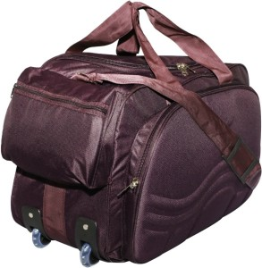 Inte Enterprises (Expandable) purp1 Travel Duffel Bag ( Purple ) 37a8e0d1f3df4