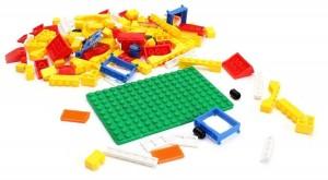 Nightstar Building Architecture Interlocking Blocks set Game For Kids(Min. Age 3 Yrs)