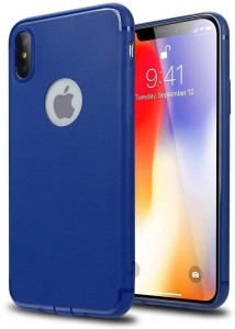 Enflamo Back Cover for Apple iPhone XS Max