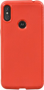 COVERNEW Back Cover for Motorola One Power (P30 Note) - XT1942-2