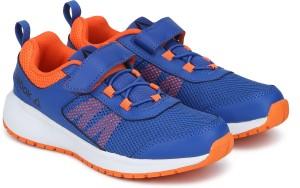 REEBOK Boys Strap Running Shoes