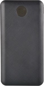 kmashi 10000 Power Bank (K-MPO120B, 10000 mAh Li-Polymer  with Percentage Display)