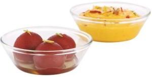 Borosil bowl Set, 170ml, Transparent Borosilicate Glass Bowl Set
