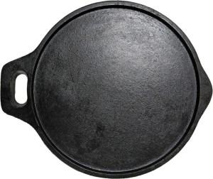 Bhagya Cast Iron Cookware Dosa Tawa 30.48 cm diameter