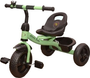 STEPUPP BABY TRICYCLE FOR KIDS WITH BASKET GREEN COLOUR KIDS TRICYCLE RECOMMENDED TRICYCLE FOR BABY GIRL OR TRICYCLE FOR BABY BOY OR TRICYCLE FOR TODDLER GIRL OR TRICYCLE FOR TODDLER BOY RECOMMENDED FOR TODDLER 1,2,3,4,5 YEAR CHILDREN TRICYCLE FOR KIDs BABY TRICYCLE KIDS TRICYCLE TRIKES 01 GREEN BOTTEL 01 Tricycle