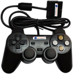 UltimateGamingWorld PS2_Wired_Contoller_For_Sony_Playstation-2  Black_Joystick JoystickBlack, For PS2